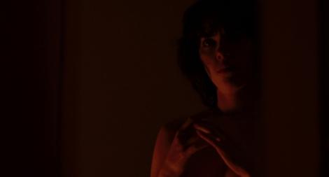 "Scarlett Johansson in Jonathan Glazer's ""Under the Skin."" Courtesy of A24."