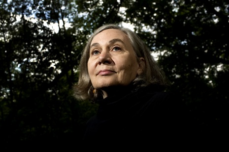 Marilynne Robinson. Courtesy of The New Yorker.