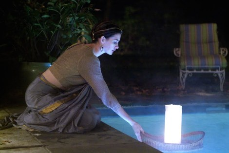 "Anne Hathaway in Jonathan Demme's ""Rachel Getting Married."" Courtesy of Sony Pictures Classics."