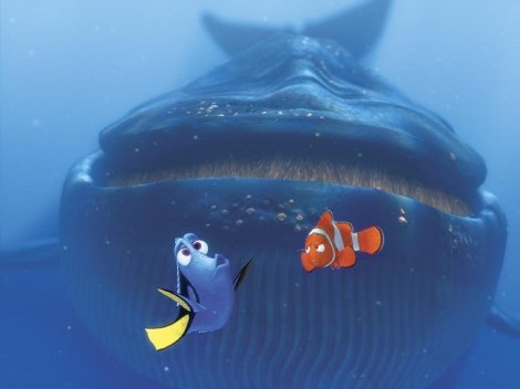 "Andrew Stanton's ""Finding Nemo."" Courtesy of Pixar."