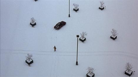 "William H. Macy in Joel & Ethan Coen's ""Fargo."" Courtesy of MGM."