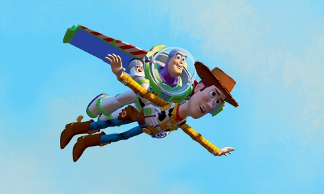 "John Lasseter's ""Toy Story."" Courtesy of Pixar."