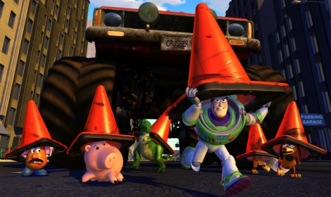 "John Lasseter's ""Toy Story 2."" Courtesy of Pixar."