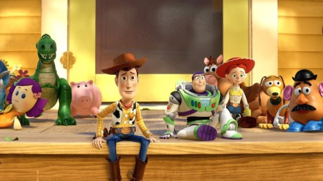 "Lee Unkrich's ""Toy Story 3."" Courtesy of Pixar."