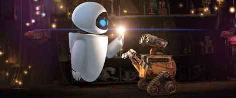 "Andrew Stanton's ""WALL-E."" Courtesy of Pixar."