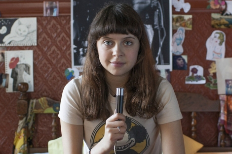 "Bel Powley in Marielle Heller's ""The Diary of a Teenage Girl."" Courtesy of Sony Pictures Classics."