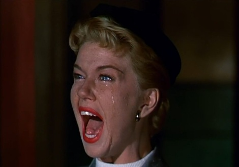 "Doris Day in Alfred Hitchcock's ""The Man Who Knew Too Much."" Courtesy of Universal Pictures."