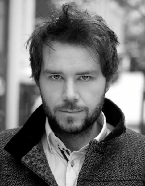 Filmmaker Martin Stirling.