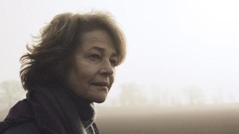 "Charlotte Rampling in Andrew Haigh's ""45 Years."""