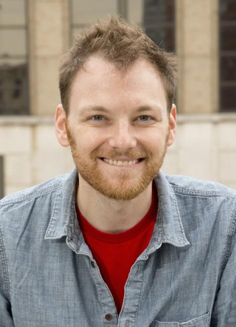 Filmmaker Colin Healey.