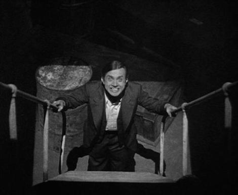 "Dwight Frye in Tod Browning's ""Dracula."" Courtesy of Universal Pictures."
