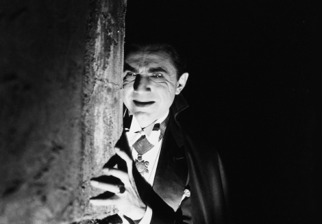 "Bela Lugosi in Tod Browning's ""Dracula."" Courtesy of Universal Pictures."