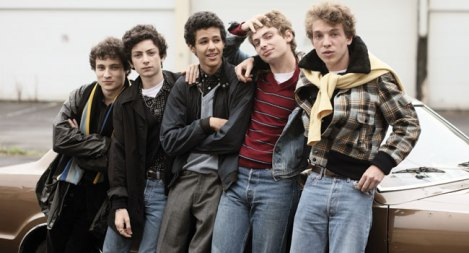 "Arnaud Desplechin's ""My Golden Days."" Courtesy of CIFF."