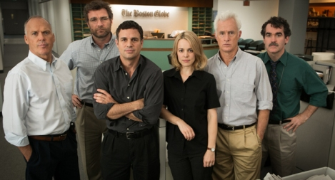 "Tom McCarthy's ""Spotlight."" Courtesy of CIFF."