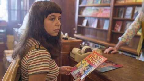 "Bel Powley in Marielle Heller's ""The Diary of a Teenage Girl."""