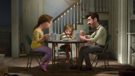 "Pete Docter & Ronnie Del Carmen's ""Inside Out."""
