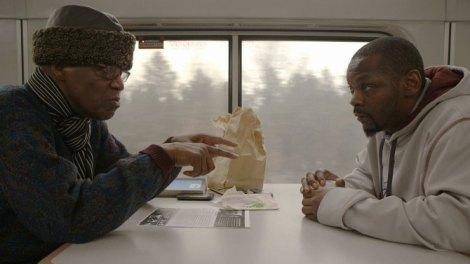 """Albert Maysles & Lynn True & David Usui & Nelson Walker III & Benjamin Wu's """"In Transit."""""""