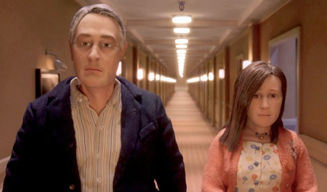 "Charlie Kaufman & Duke Johnson's ""Anomalisa."""