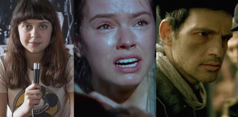 """The Diary of a Teenage Girl,"" ""Star Wars Episode VII: The Force Awakens,"" ""Son of Saul"""