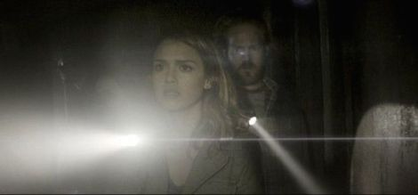 "Jessica Alba in Phil Joanou's ""The Veil."""