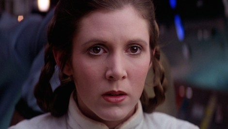9-Carrie Fisher
