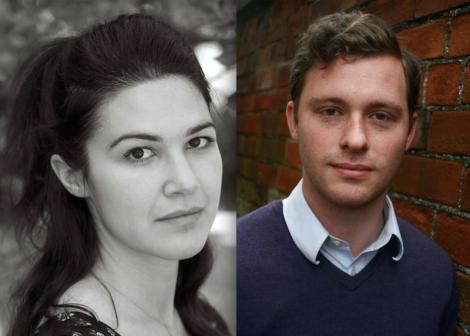 Joanna Coates and Daniel Metz. Courtesy of Anna Maguire.