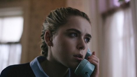 THE BLACKCOAT'S DAUGHTER, (aka FEBRUARY), Kiernan Shipka, 2015. © A24